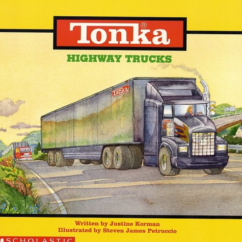 9780590023818: Tonka: Highway Trucks