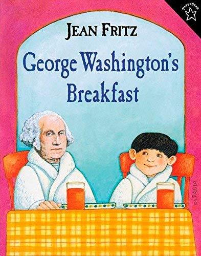 9780590024228: George Washington's Breakfast