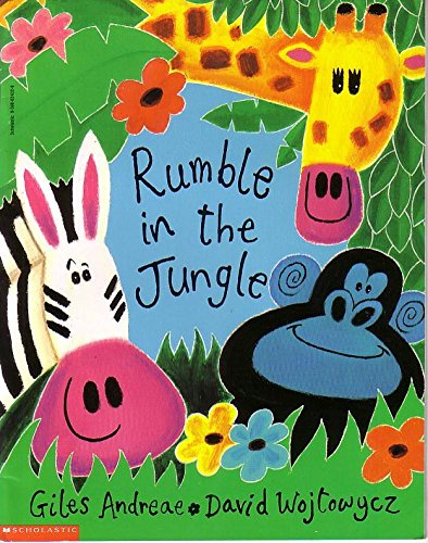 Rumble in the Jungle (9780590024327) by Andreae