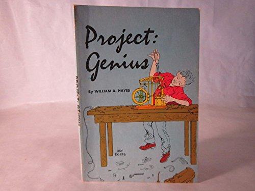 9780590025171: Project Genius