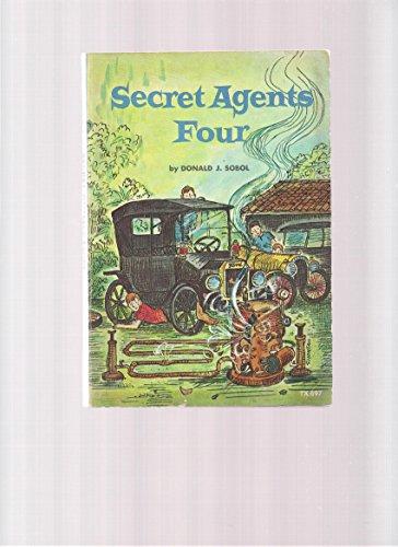 9780590025294: Secret Agents Four