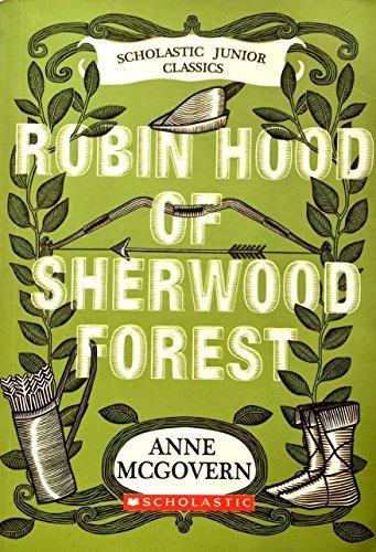 9780590025591: Robin Hood of Sherwood Forest