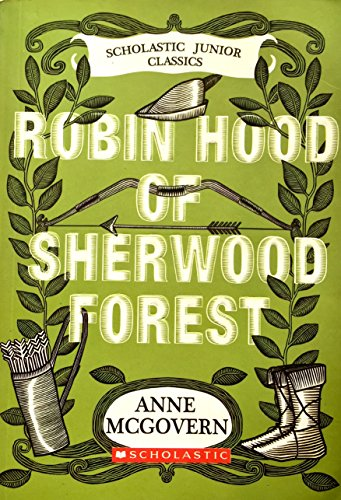 9780590025591: Robin Hood of Sherwood Forest