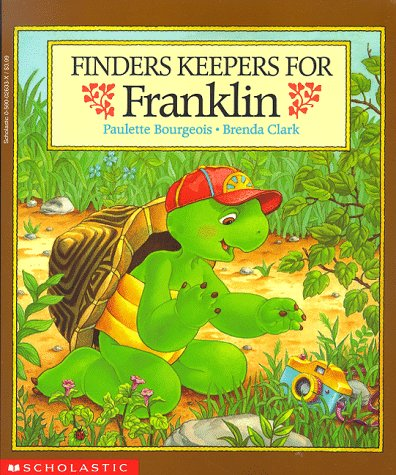 9780590026338: Finders Keepers for Franklin