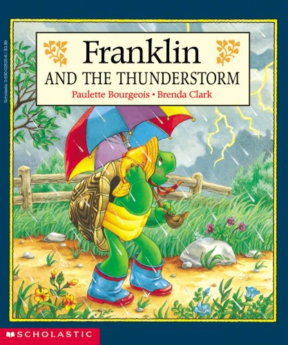 9780590026352: Franklin And The Thunderstorm