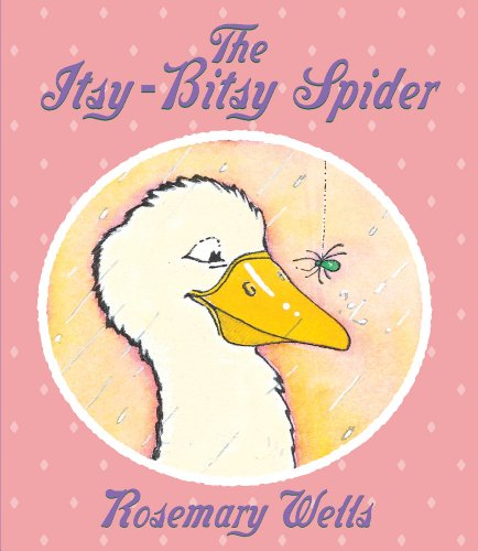 9780590029117: The Itsy Bitsy Spider (Bunny Reads Back)