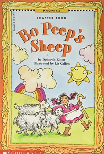 9780590030557: Title: Bo Peeps sheep Phonics chapter book