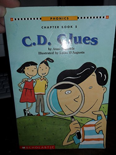 9780590030786: C.D. Clues (Phonics chapter book)