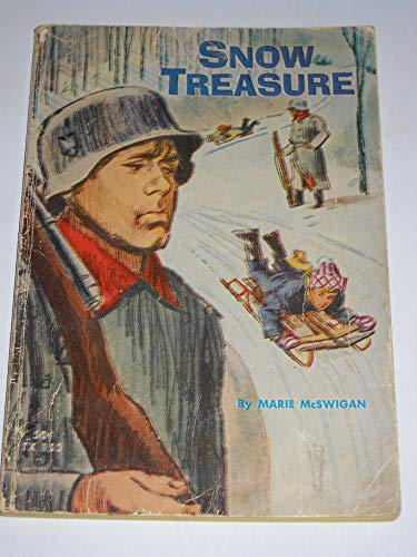 9780590031325: Snow Treasure [the rescue of the hidden gold]