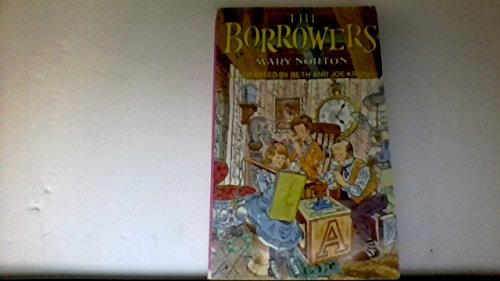 9780590031776: The Borrowers