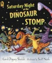 9780590032353: Saturday Night At the Dinosaur Stomp