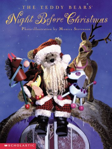 9780590032438: The Teddy Bears' Night Before Christmas (Cartwheel Books)