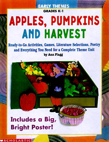 9780590033169: Early Themes: Apples, Pumpkins, and Harvest (Grades K-1)