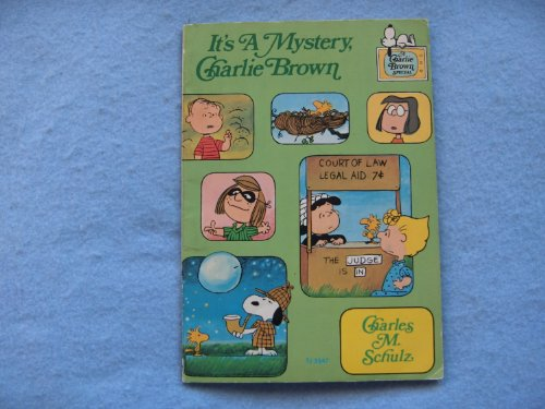 9780590033459: Its a Mystery Charlie Brown