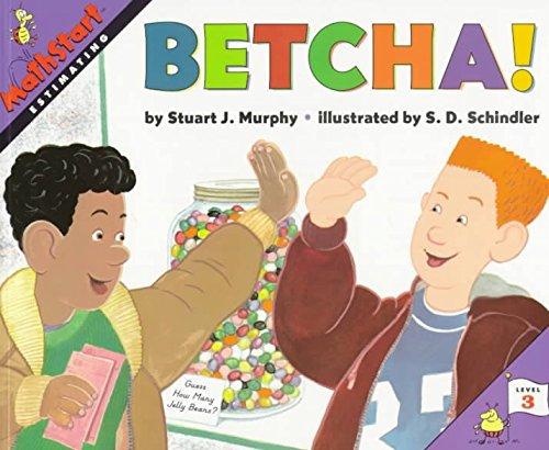 9780590033794: Betcha (Mathstart Estimating, Level 3)
