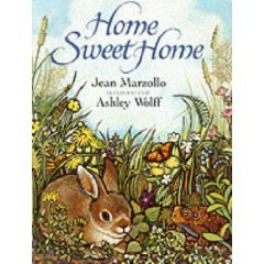 Home Sweet Home: Marzollo, Jean