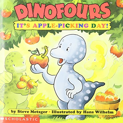 9780590035491: It's Apple Picking Day (Dinofours)