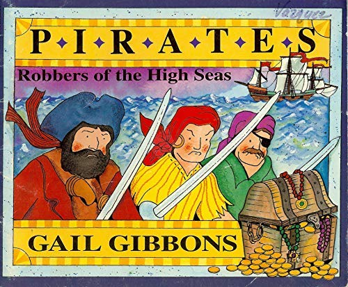 9780590036122: Pirates: Robbers of the High Seas