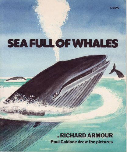 9780590036252: sea full of whales