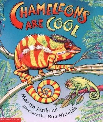 9780590037440: Chameleons are Cool
