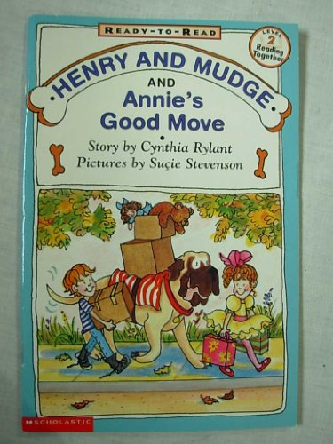 9780590040532: Henry and Mudge and Annie's Good Move