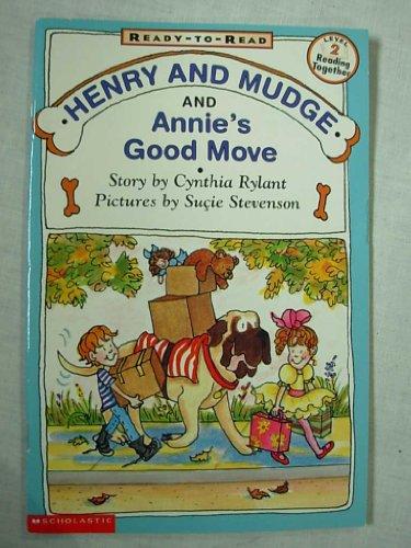 9780590040532: Annie's Good Move