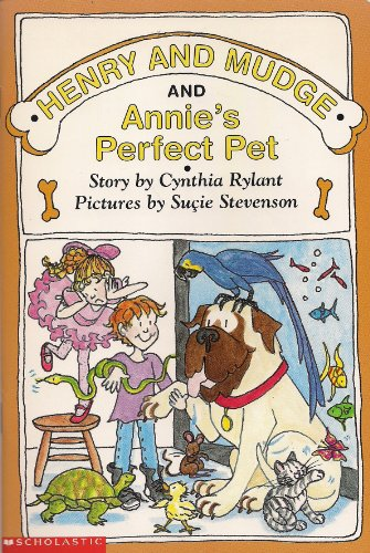 9780590040563: Henry and Mudge and Annie's Perfect Pet (Henry and Mudge)