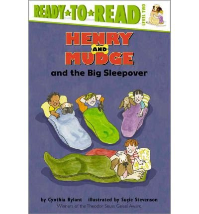 9780590040907: Henry and Mudge and the Big Sleepover (Ready to Read Level 2)