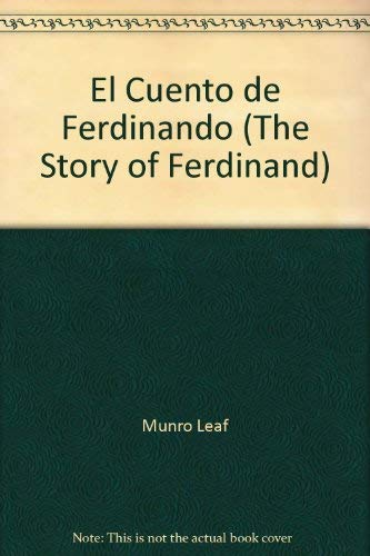 9780590042734: El Cuento de Ferdinando (The Story of Ferdinand)
