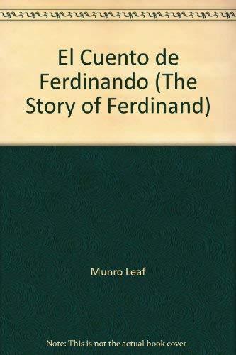 9780590042734: El Cuento de Ferdinando (The Story of Ferdinand)