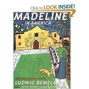 9780590043069: Madeline in America and Other Holiday Tales
