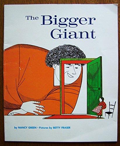 9780590043908: The Bigger Giant: An Irish Legend