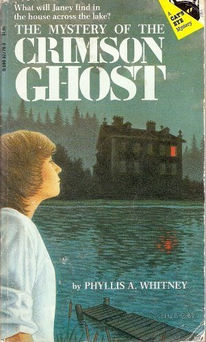 9780590044790: The Mystery of the Crimson Ghost