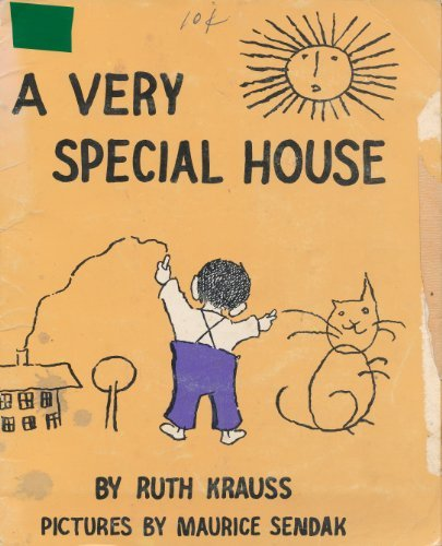 9780590045124: A Very Special House