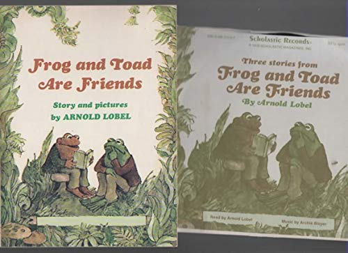 9780590045292: Frog and Toad Are Friends