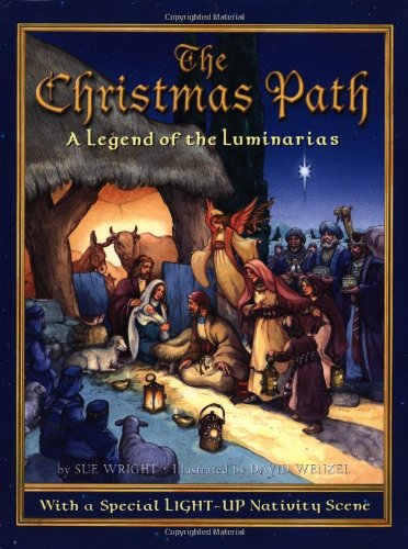 9780590047098: The Christmas Path: A Legend of the Luminarias