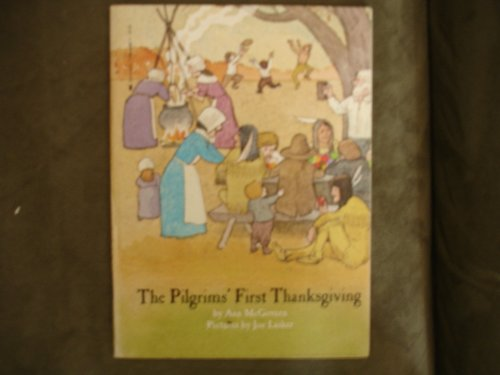 9780590048354: The Pilgrims' First Thanksgiving