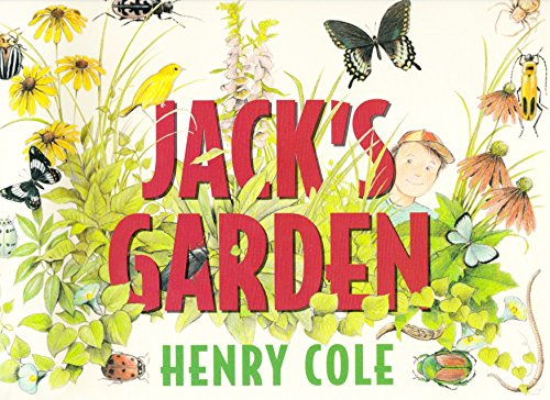 9780590052108: Jack's Garden