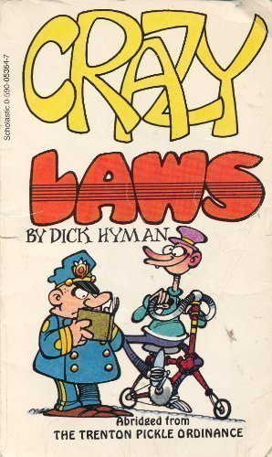 9780590053648: Crazy Laws