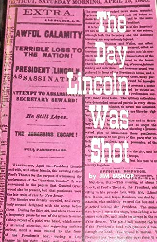 9780590054256: The Day Lincoln Was Shot
