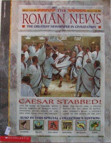 9780590056618: The Roman News