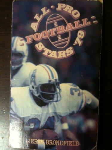 9780590057257: All-pro football stars, '79