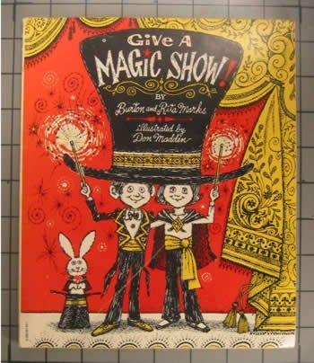 9780590057394: Give a Magic Show