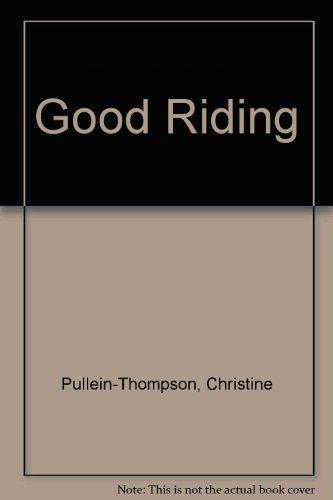 9780590057417: Good Riding