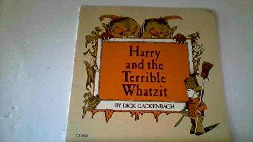 9780590057448: Harry and the Terrible Whatzit