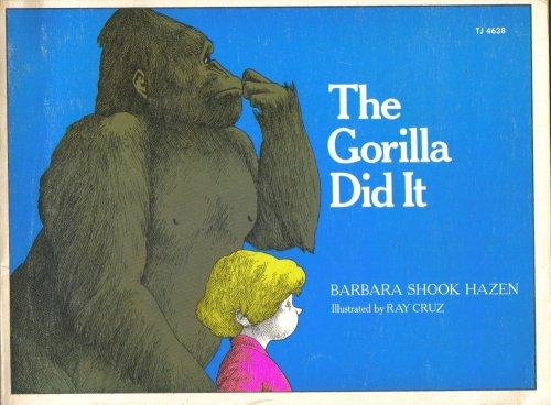 9780590057912: The Gorilla Did it