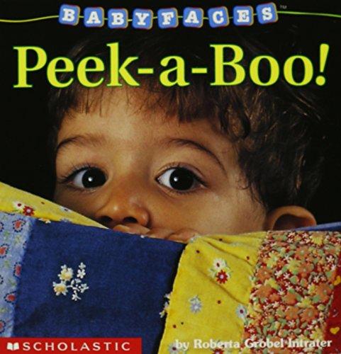 9780590058964: Peek-A-Boo! (Baby Faces Board Book)