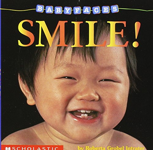 9780590058995: Baby Faces Board Book #2: Smile!