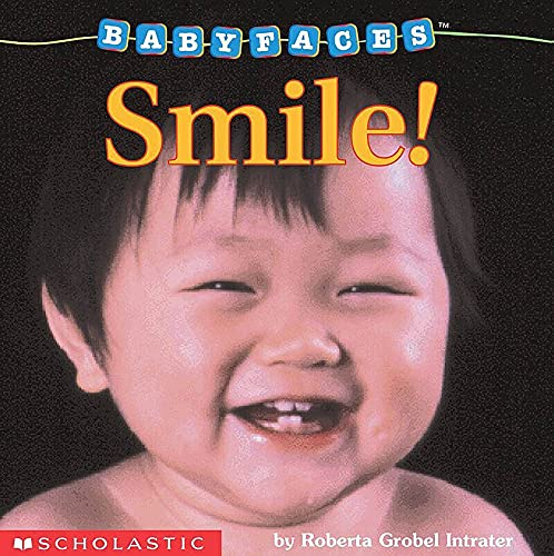 9780590058995: Smile! (Baby Faces Board Book #2)