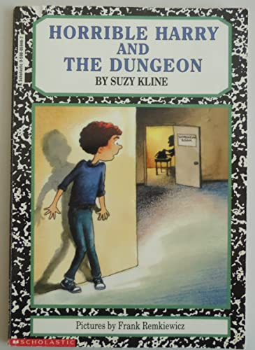 9780590059466: Horrible Harry and the Dungeon
